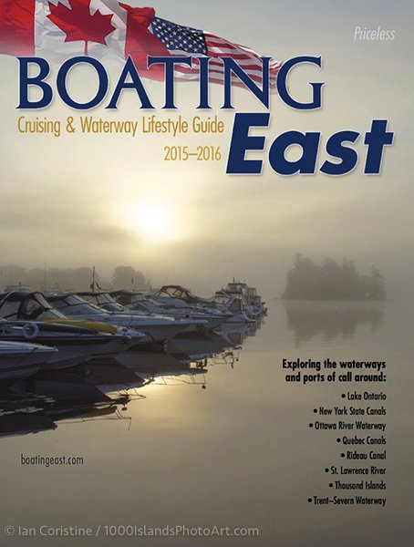 Clients Boating East 2015s