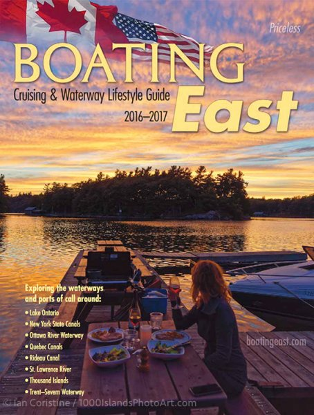 Clients Boating East 2016